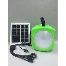 Linterna de mano LED solar con alta calidad y precio original de fábrica