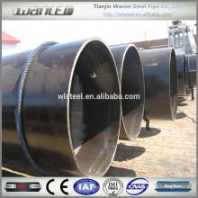 MS pipe manufacturer in china steel pipe api 5l gr.b sch 40