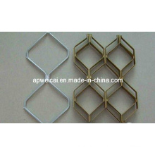 Security Deco Mesh Used for Door and Windows