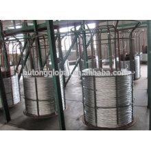 Galfan wire 5% al-zn alloy coated