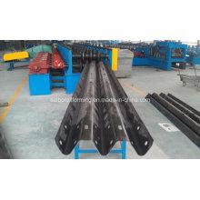 Máquina de formação de rolo ferroviário de guarda