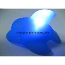Animal PVC Vinilo Plástico Niños Regalos Noche-luz intermitente juguete