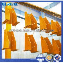 protector vertical para trabajo pesado para almacenes / protector vertical para columnas