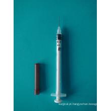 Seringa de vacina, 0.1ml