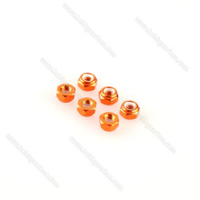 m5 nylon inserted aluminum lock nut For Multicopter