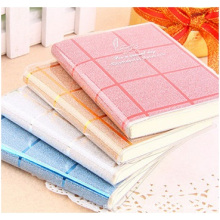 New B5 Diary Notebook with Leather Cover for Office