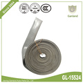 Porta de vinil Weather Drip Sweep Seal Blade Cinza