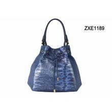 New Arrival Fashion Elegance Ladies Handbag Guangzhou PU Handbag Zxe1189