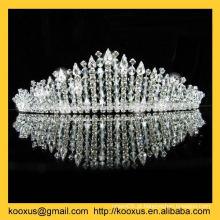 Estrela ronda imperial estrela Tiaras coroa