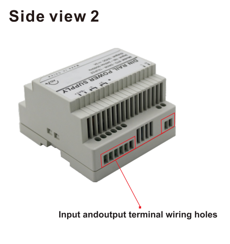 din rail power supply 12v