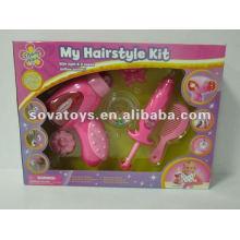 Juguetes hermosos accionados batería del pelo para los cabritos