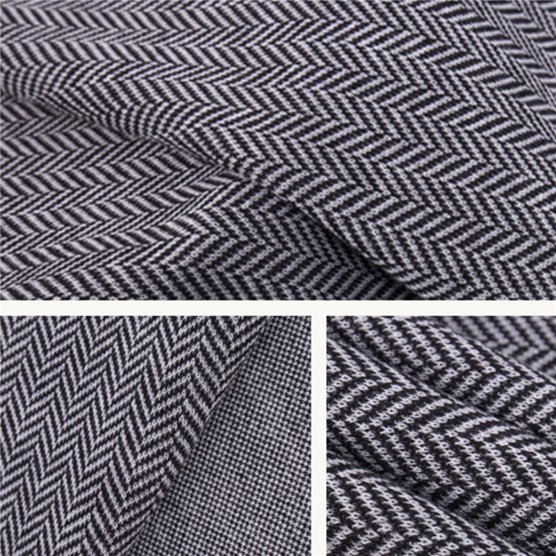 High Fastness Yarn-dyed Jacquard Knitting cloth Fabrics (3)
