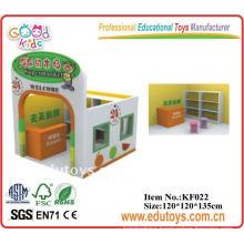Kindergarten Dollhouse Playhouse for School