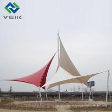 Teflon fibergalss architectural tenda maior fabricante na China