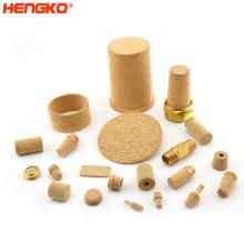 HNEGKO bronze powder sintered micropore exhaust flexible muffler filter pipe  sintered porous stainless steel filter