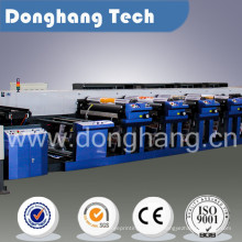 High Speed Paper Carton Flexo Printing Machinery