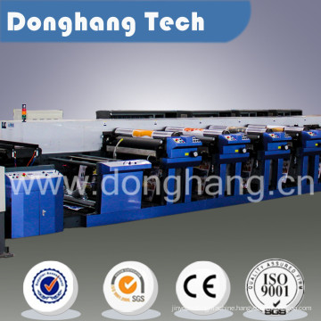 Express Bag 8 Color Flexo Printing Machinery