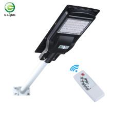 Качественное наружное освещение Встроенный уличный фонарь на солнечных батареях