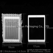 Herun transparente bolsa de aire para embalaje iPhone6/6s