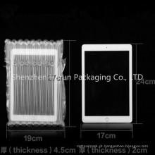 Anti-tela quebrada para iPhone com bolsa protetora