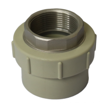 High quality low price Male and Female threaded plastic PPR pipe fitting union