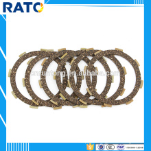 Chinese brand RATO thickness 2.95mm motorcycle clutch friction plates