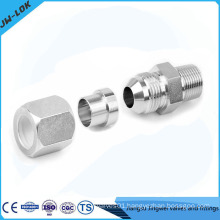 Stainless Steel 3/4 flare fitting, male connector