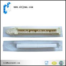 Serviço de prototipagem rápida de silicone especializado para modelos de comboios