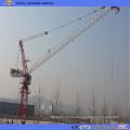 Grúas de torre de horca Luffing de fábrica de China de alta calidad