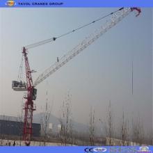 Qtd4015 Luffing Jib Tower Kran in Bau Bau verwendet