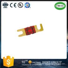 Perno en fusible automático dorado / Perno en fusible / Fusible plano