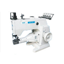 ZY777-603CB Zoyer Cylinder-Bed 3-Needle 5-Thread Double Sides Interlock industrial Sewing Machine