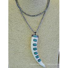 Accesorio de la joyería de la pulsera del collar del hematita de la manera