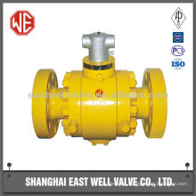 Forged Steel Mounted Ball Valve