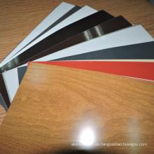 Panel compuesto de aluminio ignífugo ACP Precio barato Acm