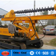 ZM-360 hydraulic rotary pile driving drilling rig machine