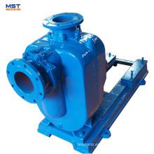 Bomba de agua centrífuga autocebante autocebante BK03B de 2 pulgadas accionada por motor diésel para irrigación