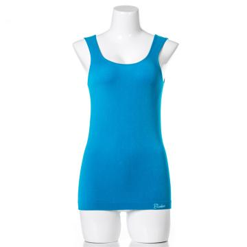 custom women bamboo seamless soft vest underwear
