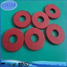 Red Vulcanized Fiber Insulation Gasket