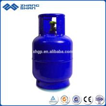 Cylindres de cuisinière à gaz portatifs de vente directe d'usine 5KG