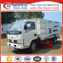 DFAC 5.5cbm capacity of street sweeper vehicle for sale