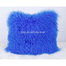 almohada mongolia clásica de lana de oveja