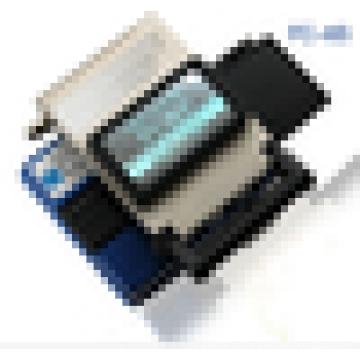 Alta precisão FC-6S cortador de fibra Sumitomo Fibra óptica Cleaver + caixa de armazenamento fibra óptica FC-6S cleaver Usado em FTTX FTTH