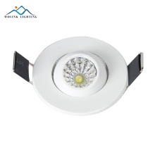 3w CE RoHS Suface mounted LED Downlight COB lighting