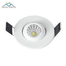 o preço redondo novo do projeto 3w da amostra grátis de luzes conduzidas conduziu o downlight montado superfície