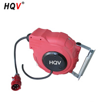 4G 415V small retractable cable reel