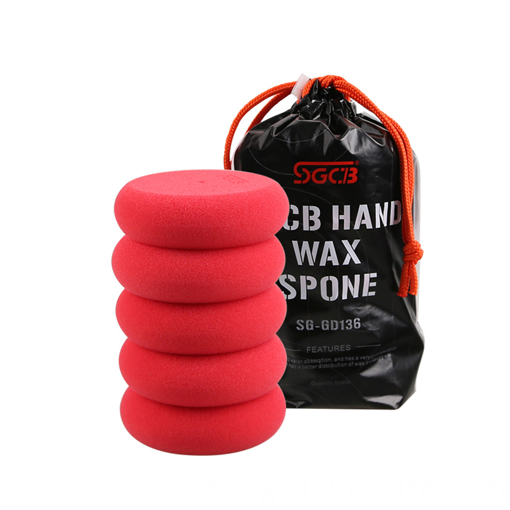 car wax applicator pads
