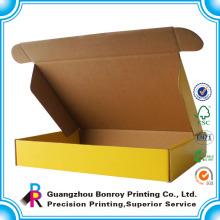 Изготовленный на заказ Цветастая рифленая Коробка ноутбука упаковка для доставка