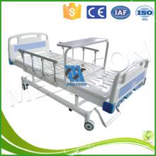 Billiges Krankenhausbett von 2 Kurbel Krankenhaus Bett Hersteller, Kurbel für Krankenhaus Bett