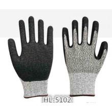 Cut Resistance 3/5 Latex Palm Coating Glove